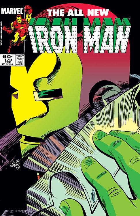 Iron Man #179 - 1984