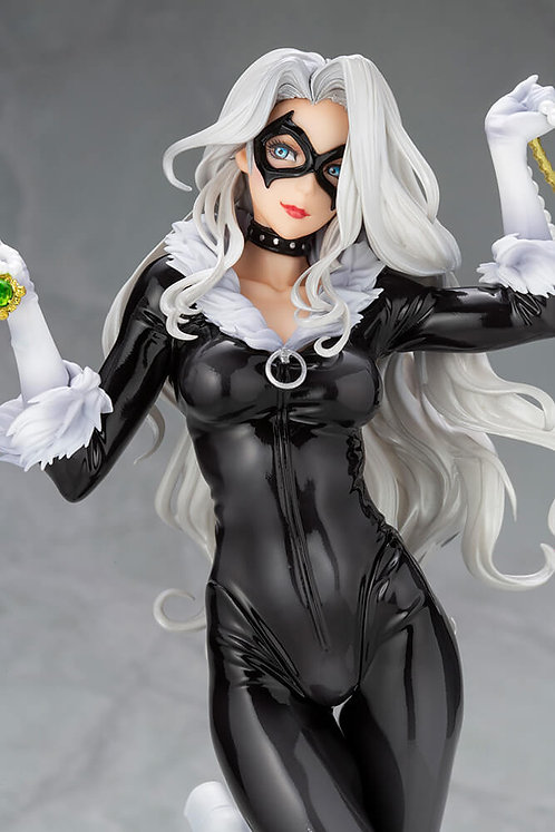 Black Cat Steals Your Heart Bishoujo Statue
