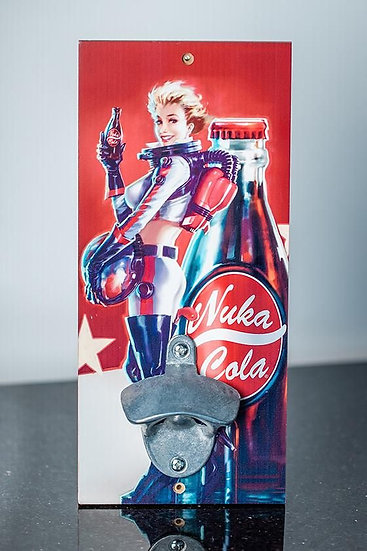 Fallout Nuka-Cola Bottle Opener