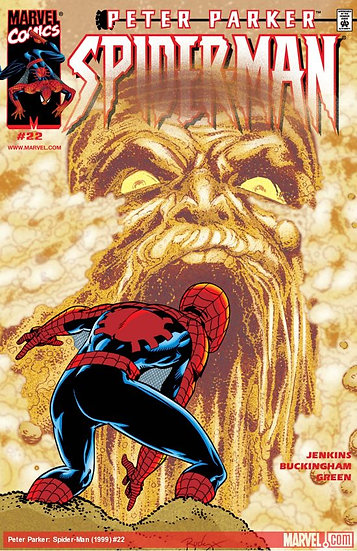 Peter Parker Spider-man #22