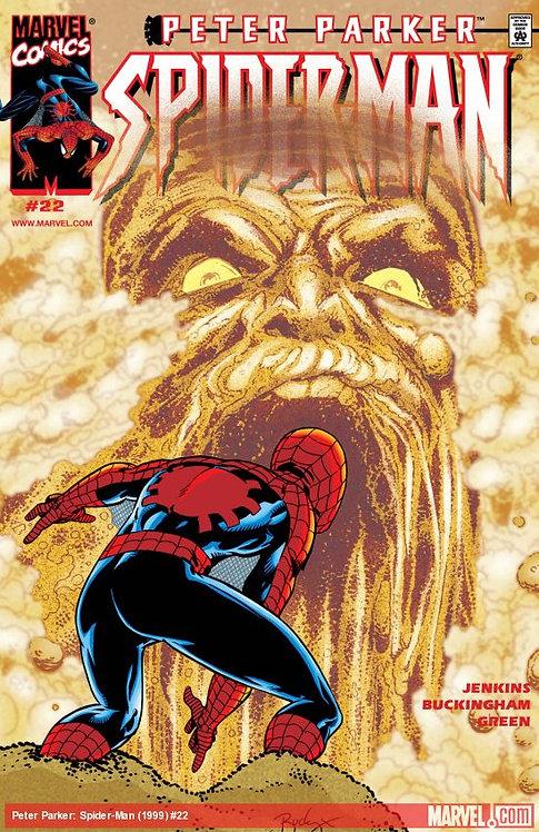 Peter Parker Spider-man #22