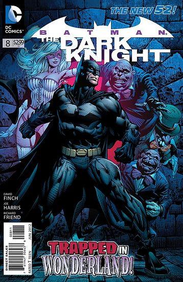 """Batman - The Dark Knight #8 """"Trapped in Wonderland"""""""