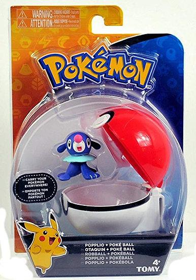 Pokemon Popplio + PokeBall