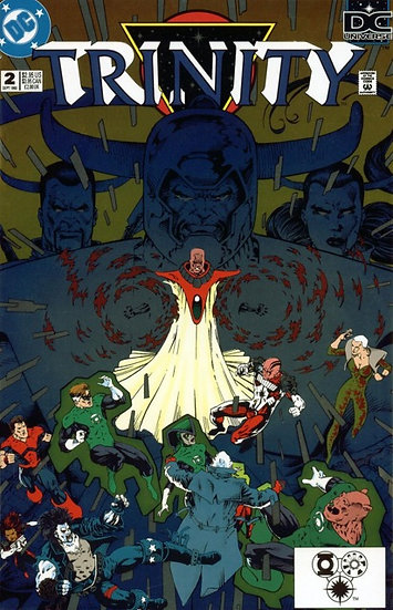 Trinity #2 Foil Cover - 1993