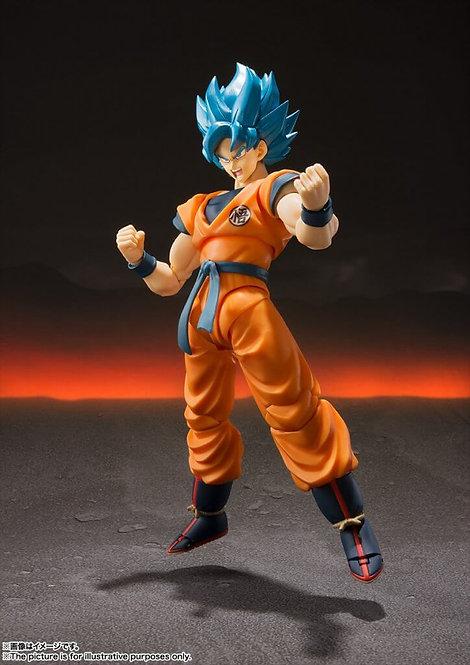 Dragon Ball Super SSGSS Goku Super - S.H.FIGUARTS