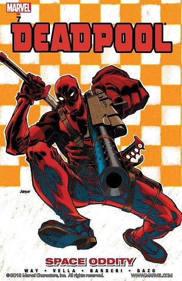 Deadpool Vol 7 - Space Oddity