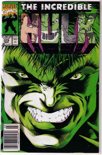 The Incredible Hulk #379