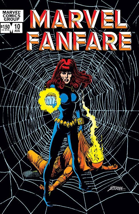 Marvel Fanfare #10