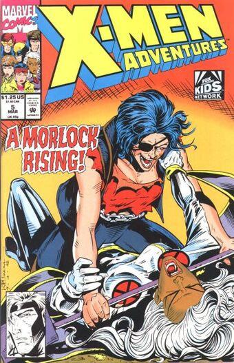 X-Men Adventures #5 - 1993