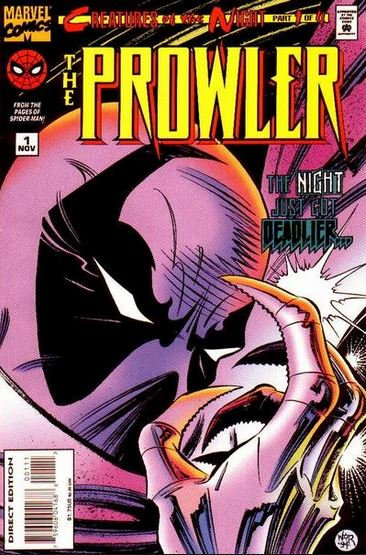 The Prowler #1