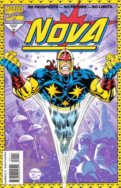 Nova #1 - 1994