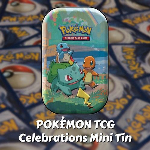 POKÉMON TCG Celebrations Mini Tin