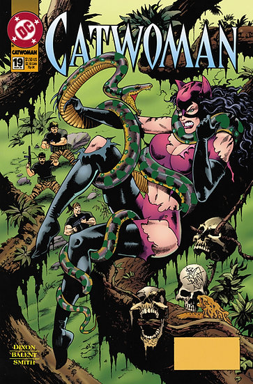 Catwoman #19 - 1995