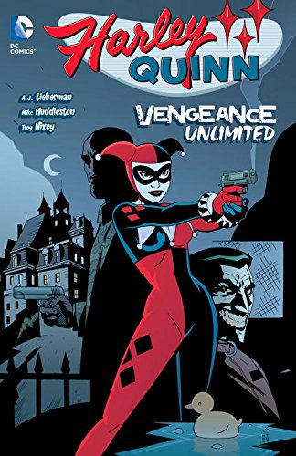 Harley Quinn Vengeance Unlimited