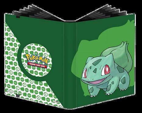 ULTRA PRO Pokémon – PRO Binder Full View 9PKT – Bulbasaur