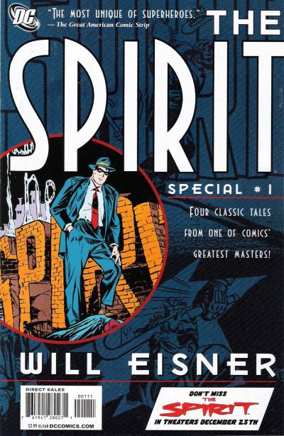 The Spirit - Special #1