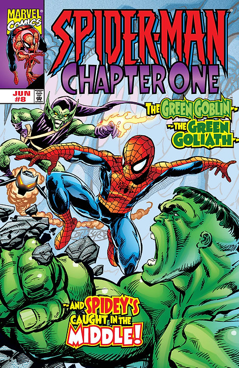 Spider-man Chapter One #8