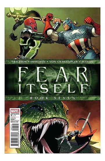 Fear Itself - book seven