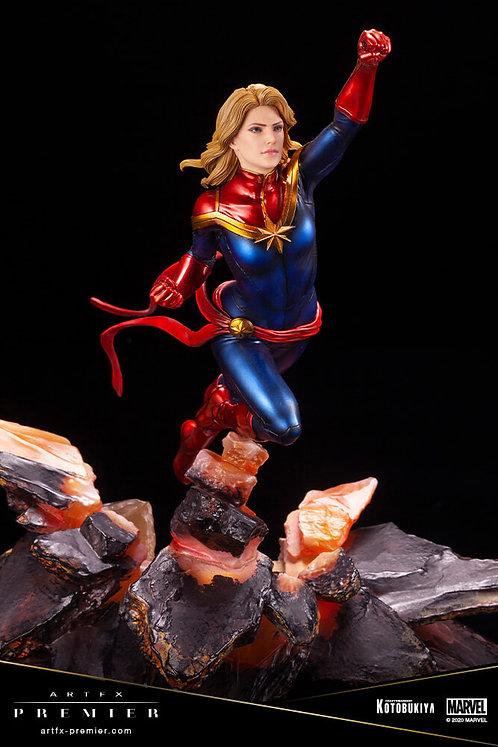 Captain Marvel Artfx Premier Statue