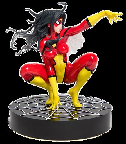 Spider-Woman  Bishoujo Statue