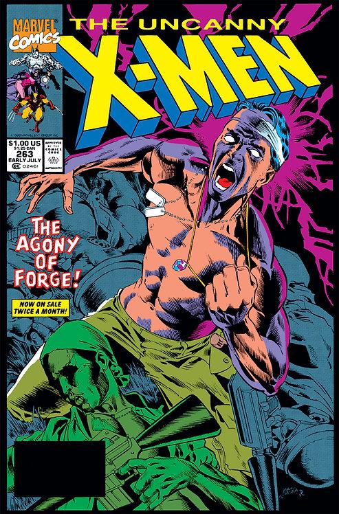 The Uncanny X-Men #263