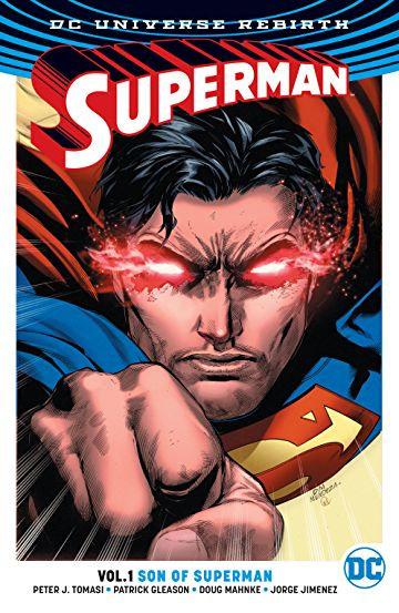 "Superman Vol 1 Son of Superman ""Rebirth"""