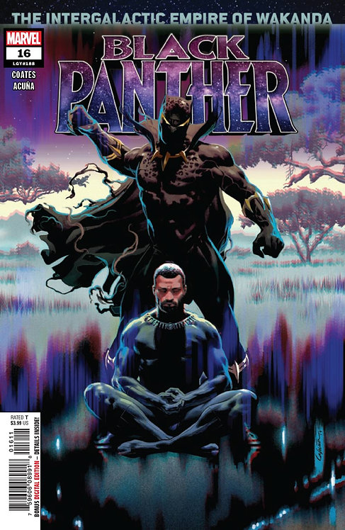Black Panther #16