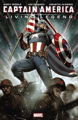 "Captain America ""Living Legend"""