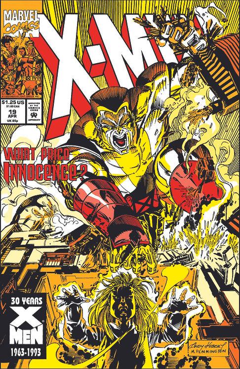 X-Men #19 - 1993