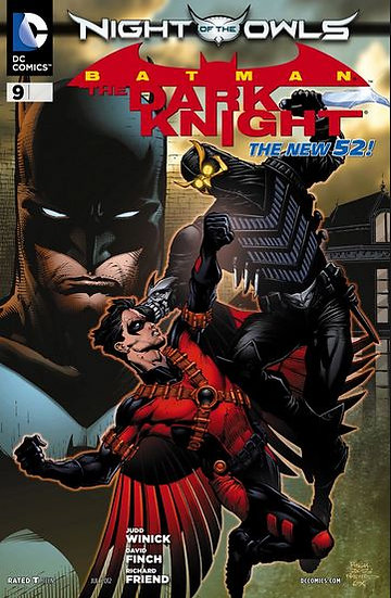Batman - TheDark Knight #9