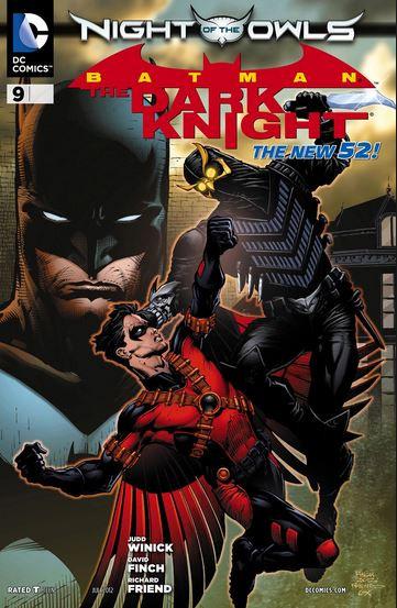 Batman - TheDark Knight #9