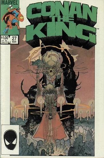 Conan the King #27