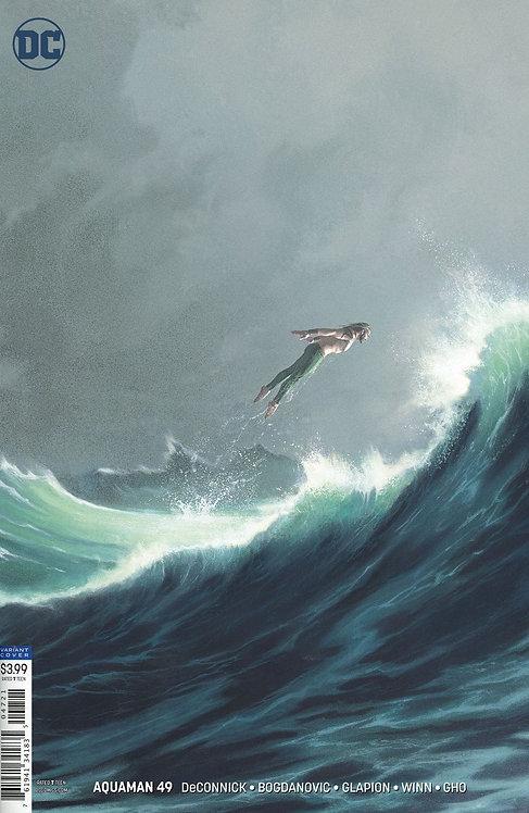 Aquaman #49 (Variant Cover)