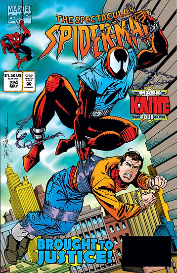 Peter Parker, the Spectacular Spider-Man #224