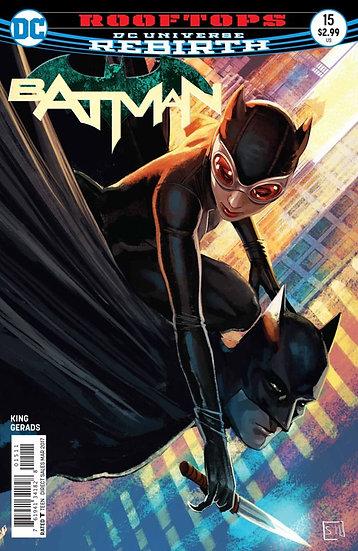 Batman Rebirth #15