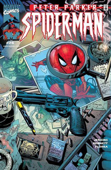 Peter Parker Spider-man #26