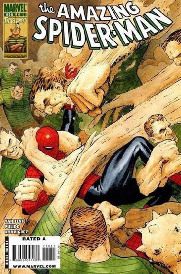 The Amazing Spider-man #616