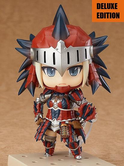 MONSTER HUNTER: WORLD Nendoroid Hunter: Female Rathalos Armor Edition – DX Ver.