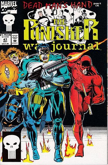 The Punisher War Journal #47