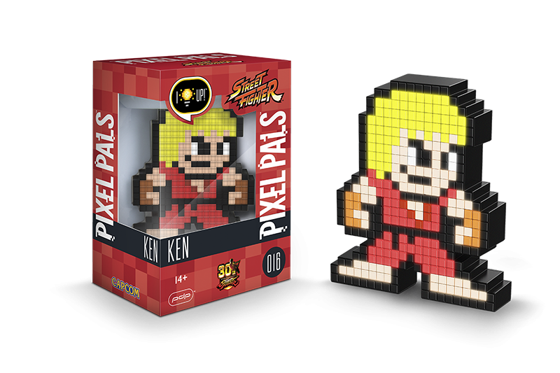 Pixel Pals -Street Fighter KEN