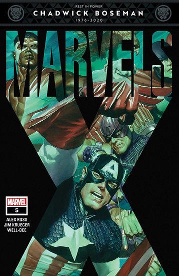Marvel X #5 (Alex Ross cover art)