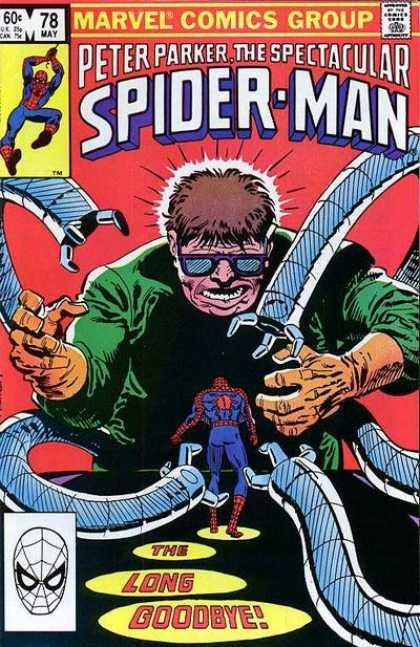 Spider-man #78 1983