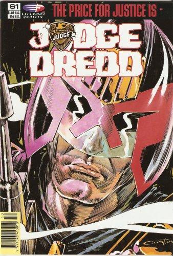 Judge Dredd #61