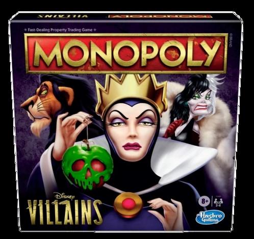 Monopoly Disney Villains Edition Board Game