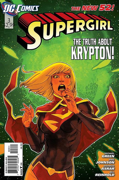 Supergirl #3