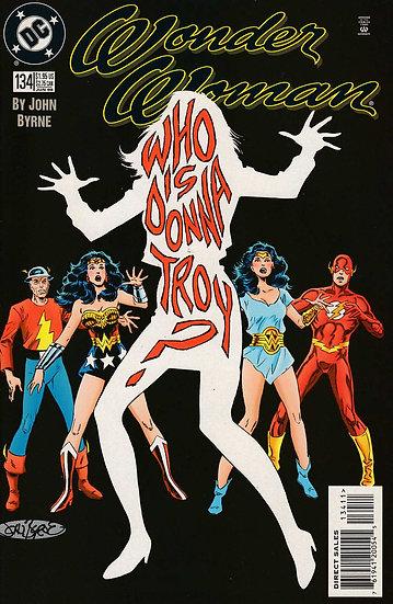 Wonder Woman #134 - 1998