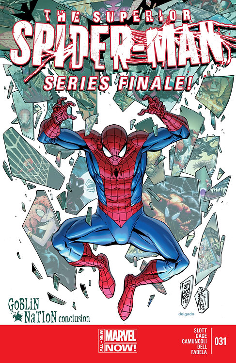 The Superior Spider-man Series Finale! #31