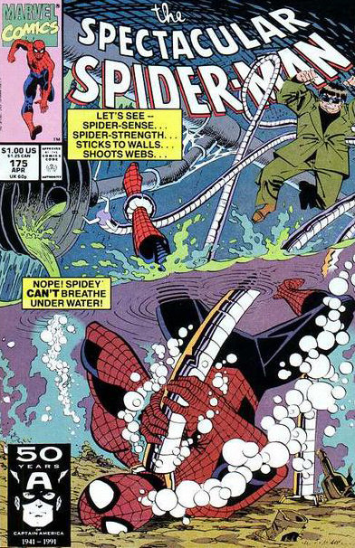 The Spectacular Spider-Man #175