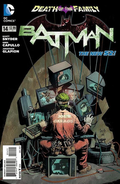 BATMAN #14 New 52