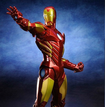 "Iron Man ""Red & Gold"""